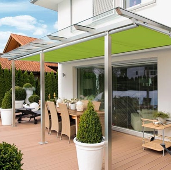 Marklux Awnings | PM Garage Doors, Wakefield