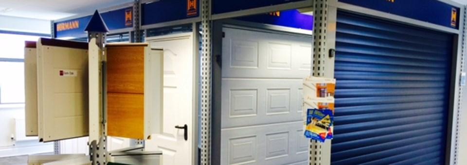We Provide All Types Of Garage Doors In Wakefield Leeds And